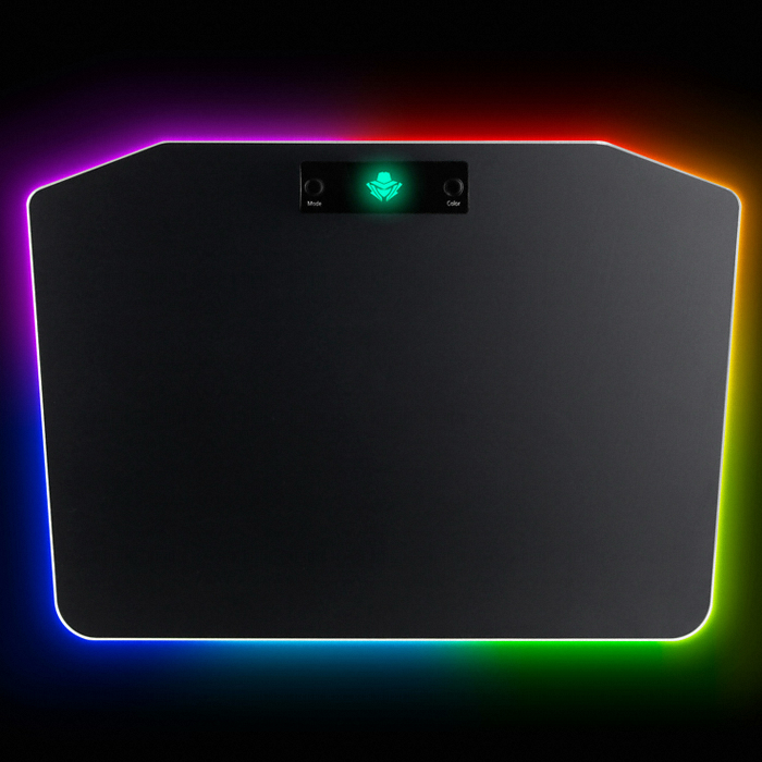 ABKO Hacker AP-340 RGB 게이밍 알루미늄 패드_이미지