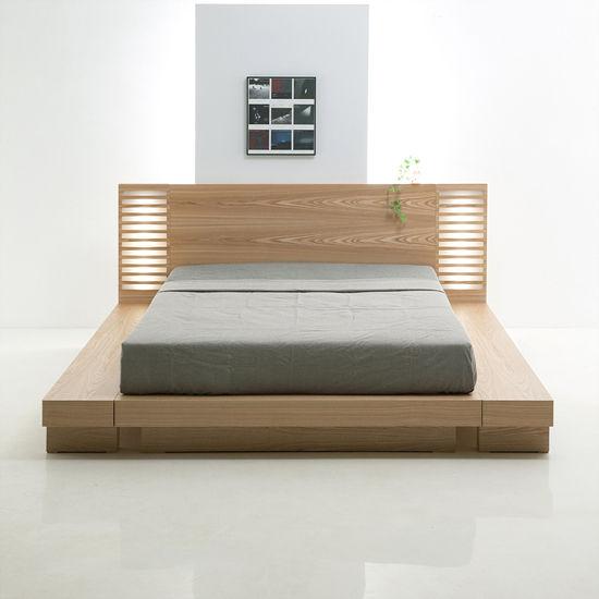 이젠하우스 필네이처 비텔로 컴팩트 와이드 LED 침대 퀸 (Q ...