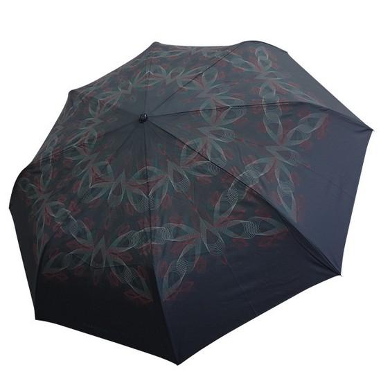 엘르 기하학 전자동 우산 E4-0019_이미지