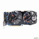 GIGABYTE  ������ GTX660 TI UDV OC D5 2GB WINDFORCE 2X_�̹���