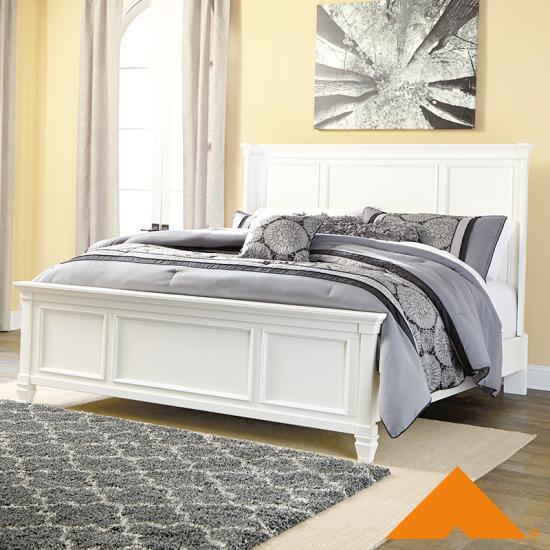 에쉴리퍼니처 Prentice B672 일반형 침대 킹 (K) (매트별도) 종합정보 ...