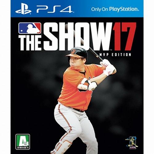 MLB 더 쇼 17 (MLB The Show 17) PS4 영문판,일반판_이미지