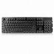 ABKO  HACKER K850 알루미늄 레트로 써클 키캡 LED 기계식 (백축)_이미지_3