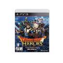 �����н� �巡����Ʈ ������� - �Ϸ�� ������� �� (Dragon Quest Heroes Darkness Dragon and of the World Tree Castle) PS3 (�Ϲ���)