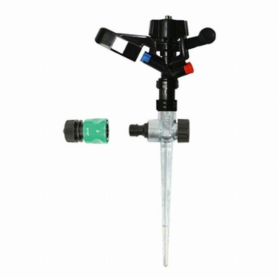 다농 스프링쿨러 헤드 DP-2 + 단본조용 스파이크 세트 (13~16mm 호스용)_이미지
