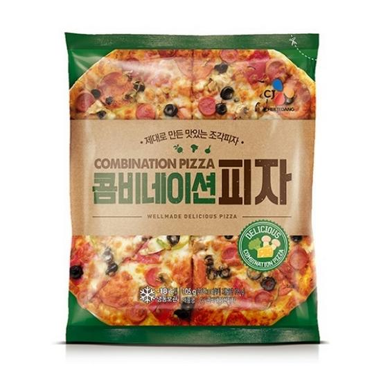 CJ제일제당 콤비네이션 피자 105g (3개)_이미지