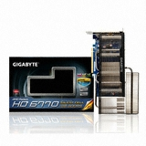 GIGABYTE  �󵥿� HD 6770 UDV D5 1GB Silent-Cell_�̹���