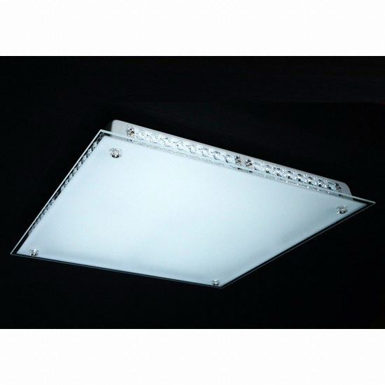 비스코 LED 면조명 샌딩 옆면아크릴장식 거실.방등 50W 종합정보 ...