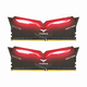 TeamGroup T-Force DDR4 16G PC4-25600 CL16 Night Hawk Red (8Gx2)