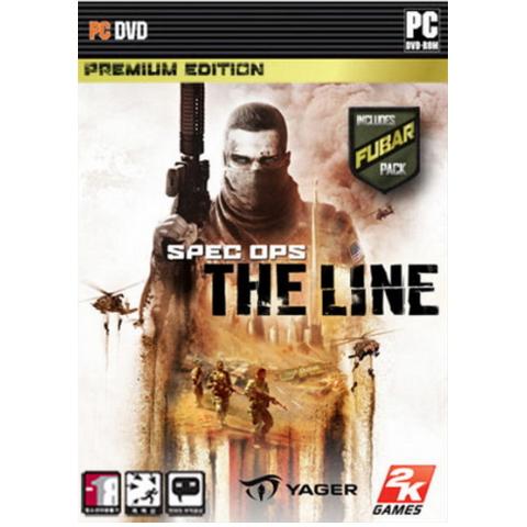 ����ɽ� �� ���� �����̾� ����� (SPEC OPS THE LINE) _�̹���