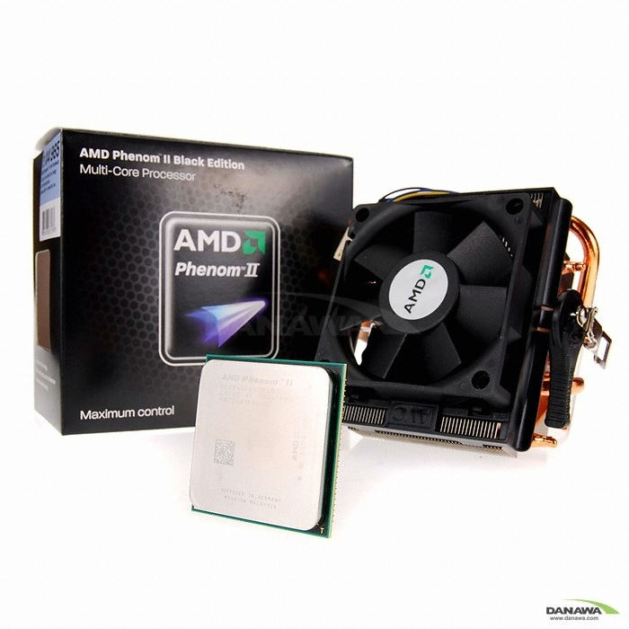 AMD ���II-X4 965 Black Edition (���׺�) (��ǰ)_�̹���