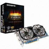 GIGABYTE  ������ GTX560 Ti UDV+ Super-Over Edition V2 D5 1GB_�̹���