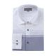 클리포드 카운테스마라 슬림 긴소매 그라데이션 화이트 셔츠 CDHP3C2109A0_이미지_0