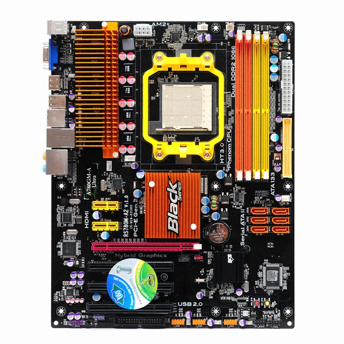 ECS (Elitegroup Computers) AGM-A Motherboard DRIVERS DISK WRONG OS