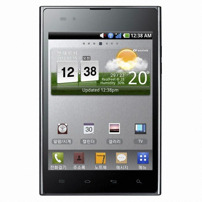 Dịch vụ cài đặt cho LG Optimus VU F100L