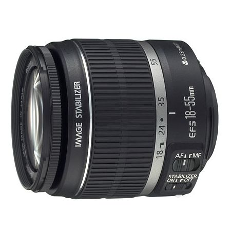 Canon  EF-S 18-55mm f/3.5-5.6 IS (��ǰ)_�̹���