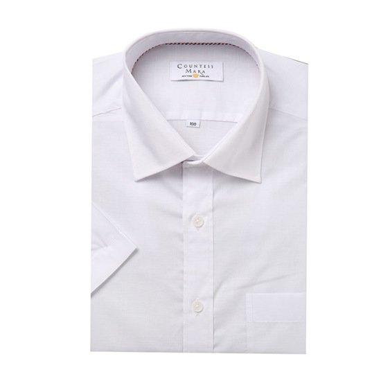 클리포드 카운테스마라 솔리드 일반핏 반소매 셔츠 CDCQ2B1258A0_이미지