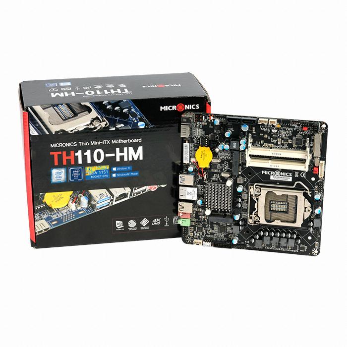 마이크로닉스  TH110-HM (120W 파워어댑터 포함)_이미지