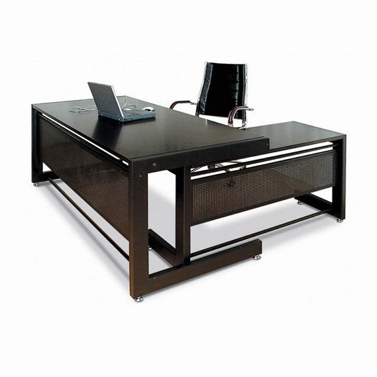 현대디자인가구 우아미가구 마나 무늬목 사무용 책상세트 종합 ...