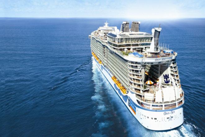 [자유여행][세계최대 22만 얼루어호] 서부 카리브해