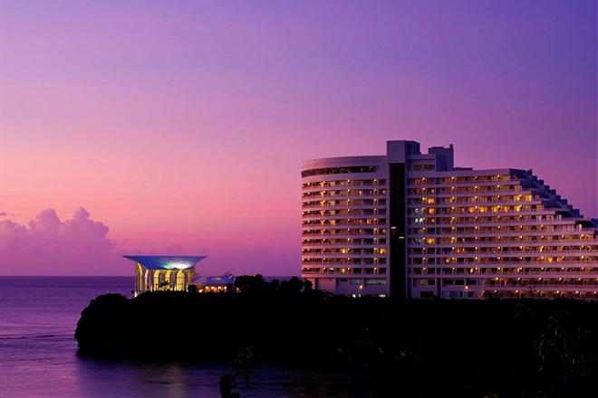 [저녁출발/베이비허니문] 괌 니코 오션프론트 프리미어룸